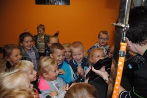 Groomer Wrocław - spotkanie z dziećmi