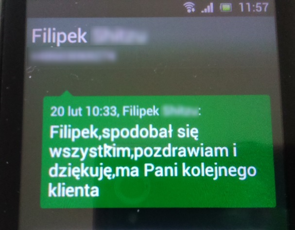 sms Filipek